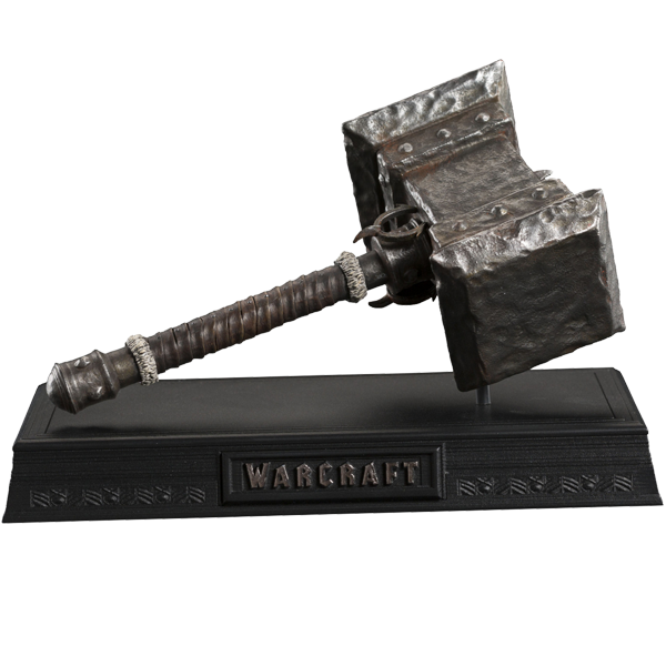 Warcraft - Orgrims Doomhammer 1:6 Scale Replica