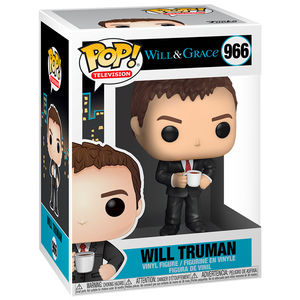 Will and Grace - Will Truman Pop! Vinyl Figure