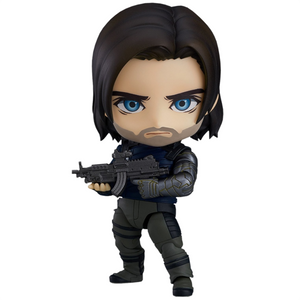 "Avengers Infinity War - Winter Soldier Deluxe Edition 4"" Nendoroid Action Figure"