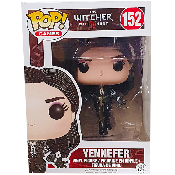 The Witcher 3: Wild Hunt - Yennefer Pop! Vinyl Figure