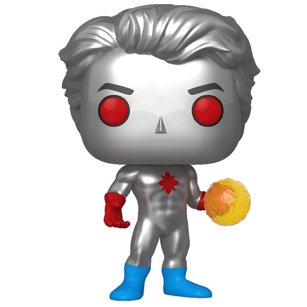 DC Super Heroes - Captain Atom WonderCon 2020 Exclusive Pop! Vinyl Figure