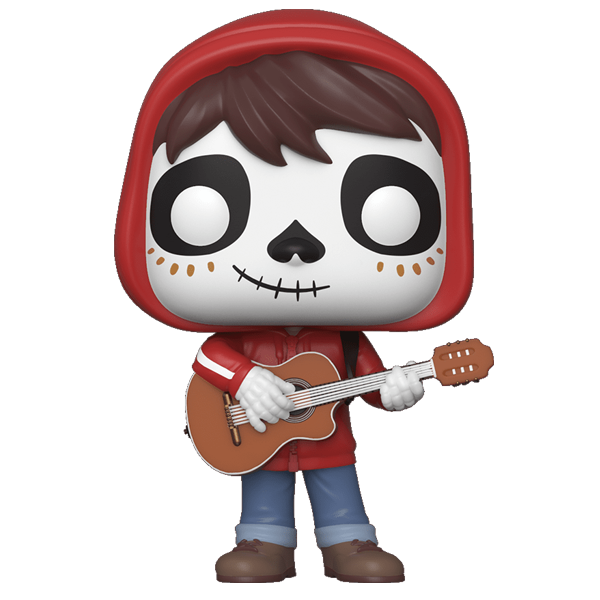 Coco - Miguel with Guitar WonderCon 2020 Exclusive Pop! Vinyl Figure