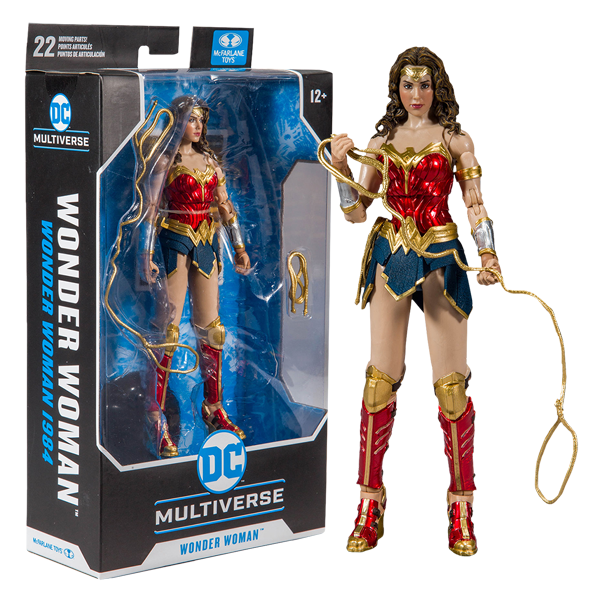 "DC Multiverse - Wonder Woman 1984 7"" Action Figure"