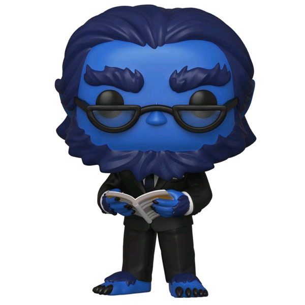Marvel - Beast X-Men 20th Anniversary Pop! Vinyl Figure
