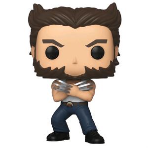 Marvel - Logan X-Men 20th Anniversary Pop! Vinyl Figure