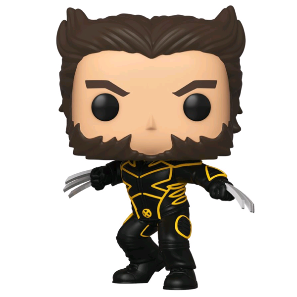 Marvel - Wolverine X-Men 20th Anniversary Pop! Vinyl Figure