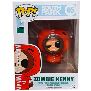 South Park - Zombie Kenny US Exclusive Pop! Vinyl Figure