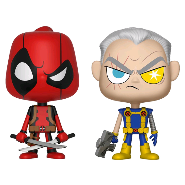 Deadpool - Deadpool & Cable Vynl.