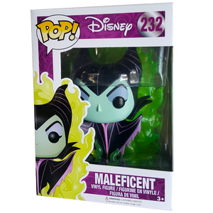 Disney - Maleficent with Flames US Exclusive Pop! Vinyl Figure
