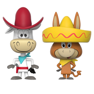 Hanna Barbera - Quick Draw McGraw & Baba Looey SDCC 2018 Exclusive VYNL
