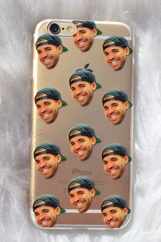 Drake Face Case - Dope Fein Boutique
