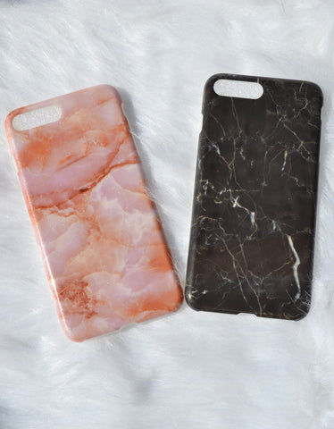 Sparkly Marble Case - Dope Fein Boutique