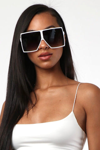 Mad Real Shades - White - Dope Fein Boutique