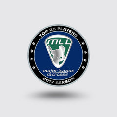 MLL TOP 25 Player  Custom Coin