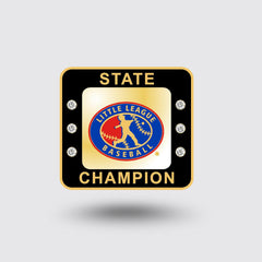 Little League Baseball State Ring   ***In Stock Item***