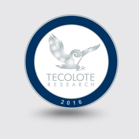 """Tecolote Research NASA"" Custom Coin Sample"