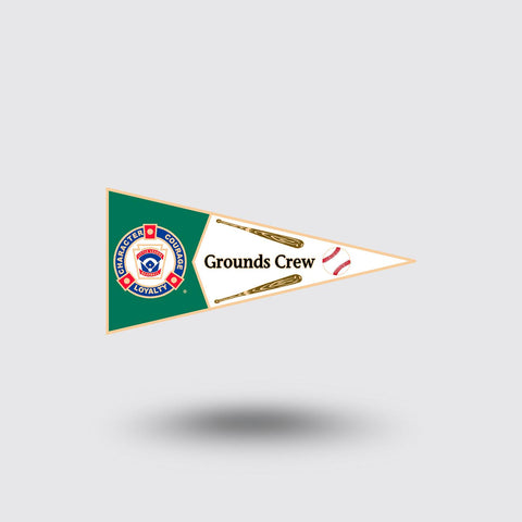 Little League Pennant Pin  In Stock Item