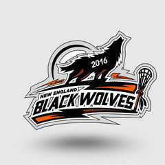 National Lacrosse League New England Black Wolves