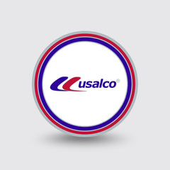 """USALCO"" Custom Coin Sample"