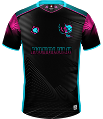UMX ELITE Jersey - Purple / EliteJersey / UMX / ARMA / Custom Esports Jerseys / Esports Jerseys / Gaming Apparel