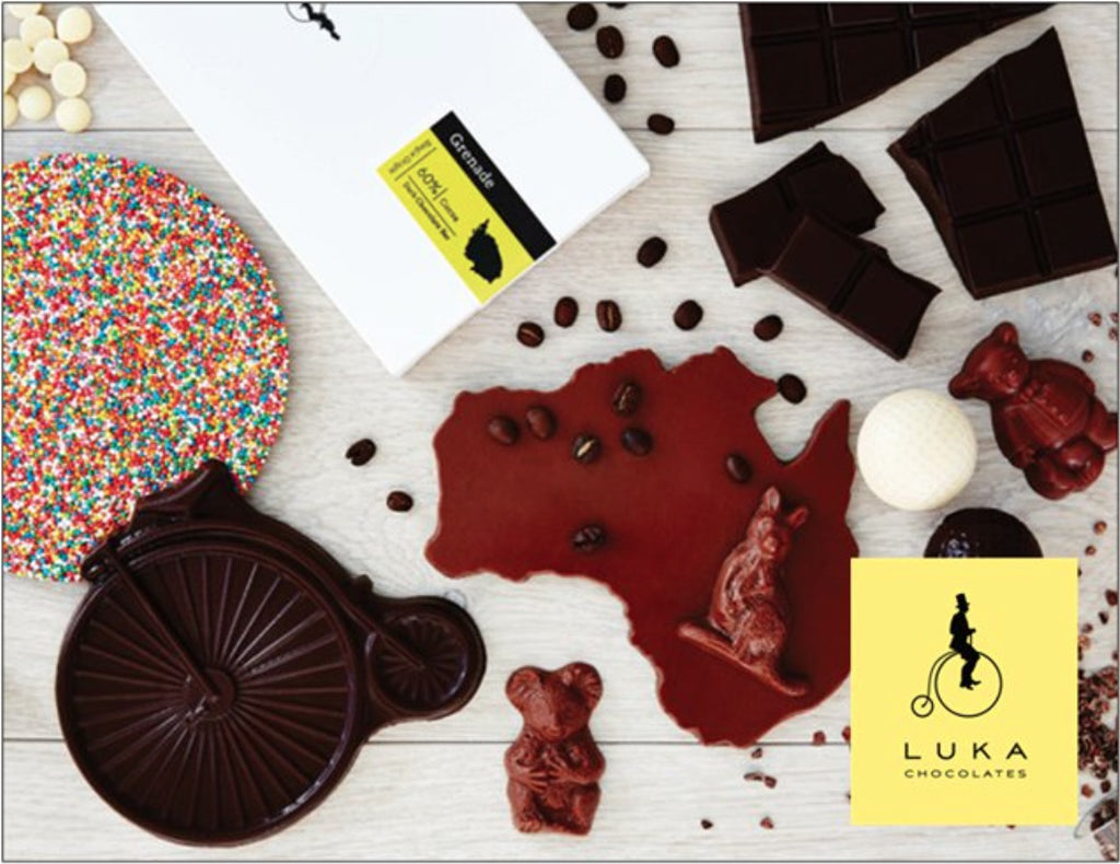 Luka Chocolates, An Australian Chocolate Company