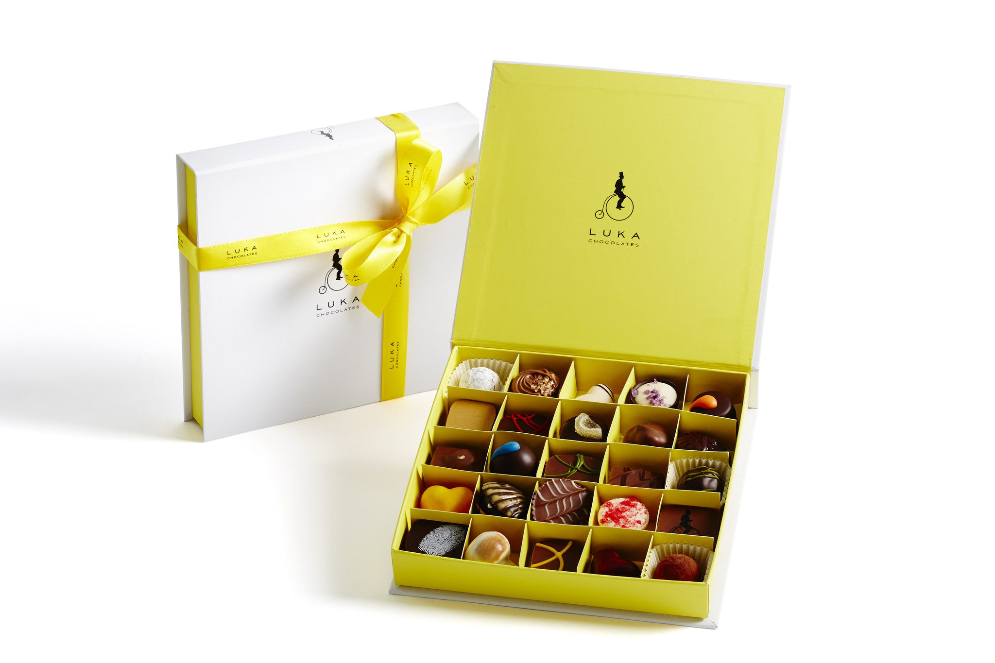 A Small Bottle Of Champagne And Chocolate Box Perfect For 2
