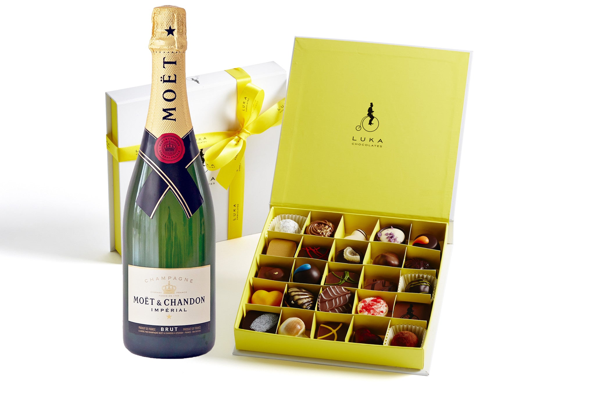 Chocolate and champagne gift pack delivered australia wide luka chocolate and champagne gift pack delivered australia wide negle Choice Image