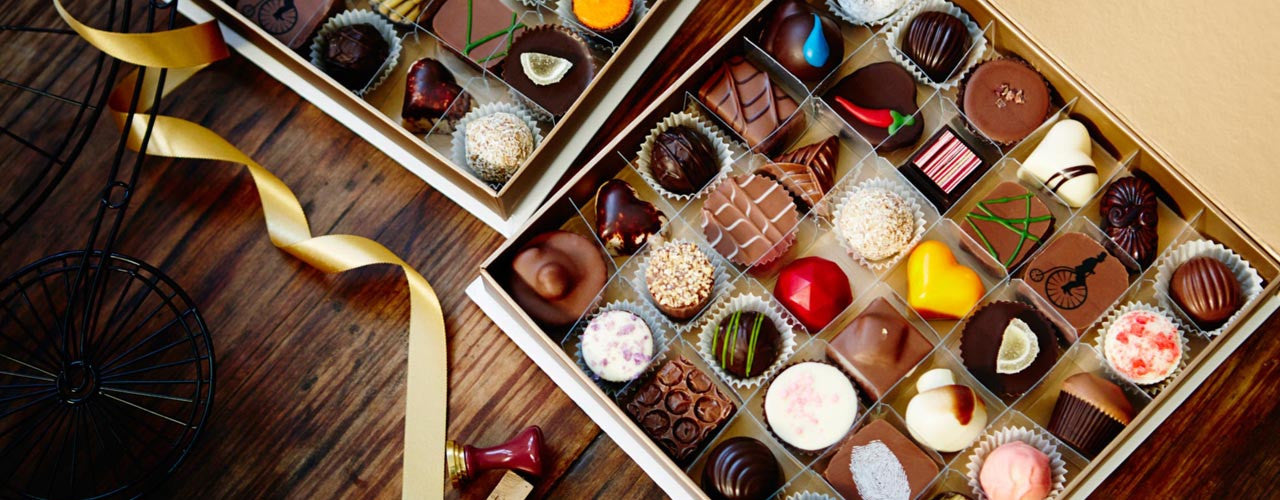 Gluten, Dairy, Nut & Alcohol Free Chocolates