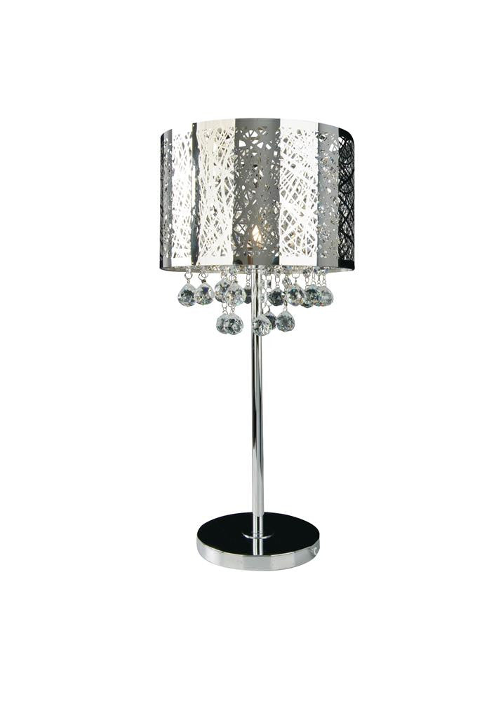 1 Light Crystal Table Lamp OL03