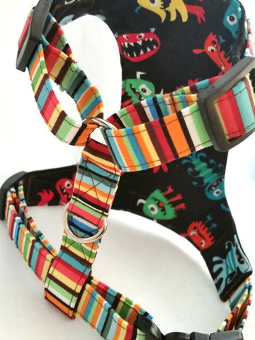 Little Monster Soft Dog Harness