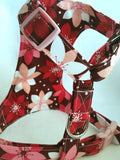 Christmas flowers Harness