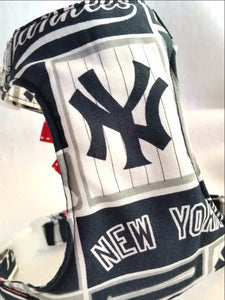 New York Yankees Patch  Harness
