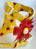 Sunshine Lady Bugs Harness