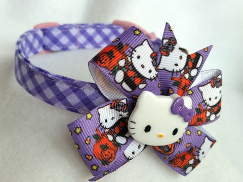 Hello Kitty Halloween Dog Collar
