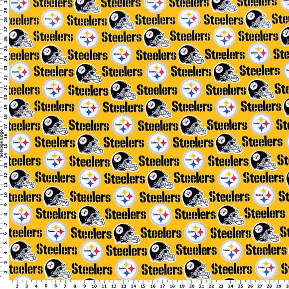 Pittsburgh Steelers harness by 3poochys