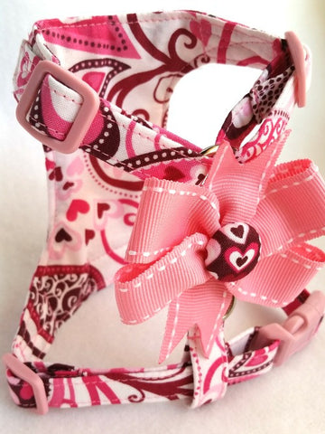 Heart to Heart Small Dog Harness