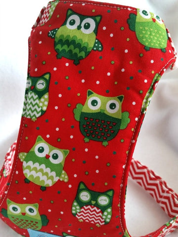 Christmas Owls Harness