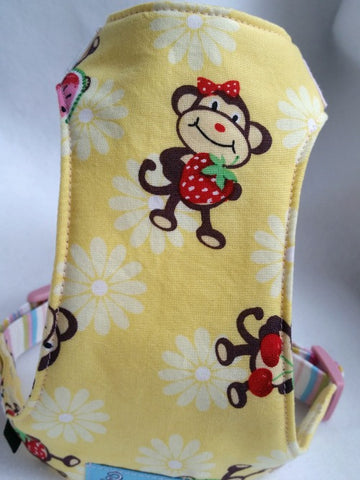 Little Miss Monkey Harness