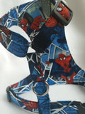 Spider Man  Dog Harness