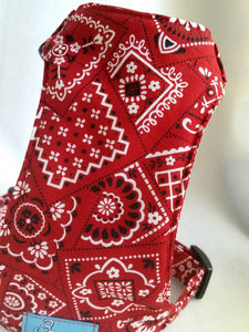 Red Bandanas #2 Harness