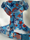 Star Spangled Celebration Harness
