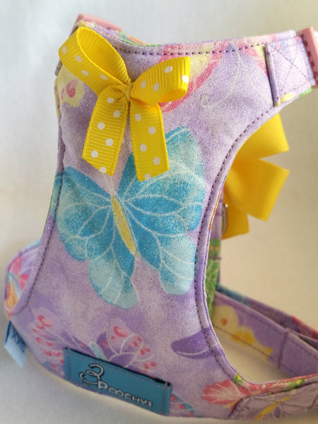 Butterfly Lilac Harness