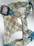 Picnic Plaid Vanilla  Harness