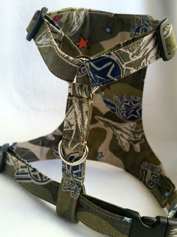 Angel Camouflage  Harness