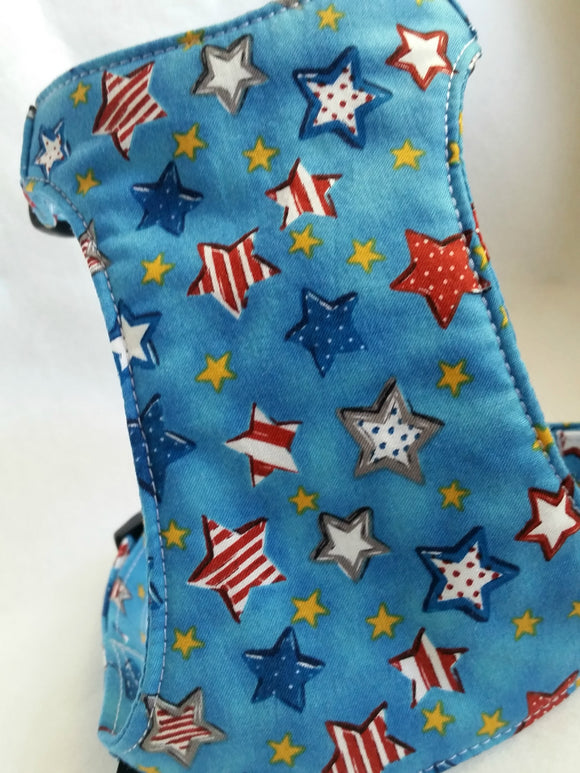 4th of July Stars Harness