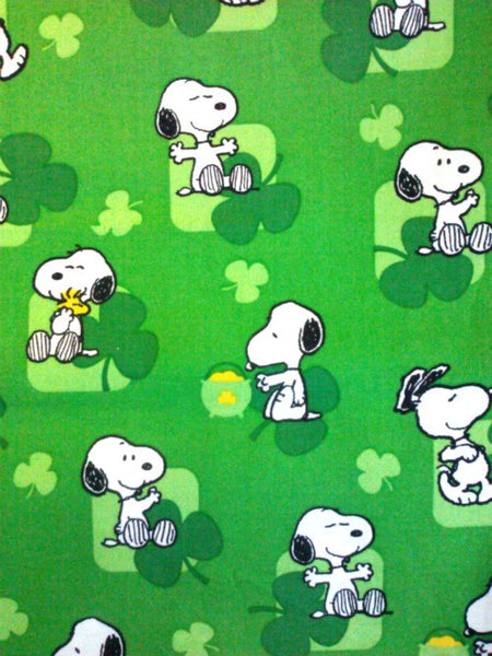 Snoopy's Pot O'Gold Soft Dog Harness