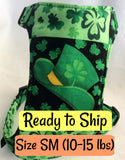 st patrick's day dog clothes