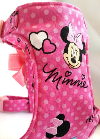 Minie Mouse Harness