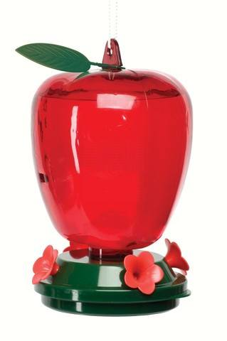Apple Hummingbird Feeder 40 oz