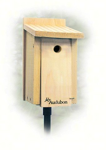 Cedar Wren or Chickadee Bird House